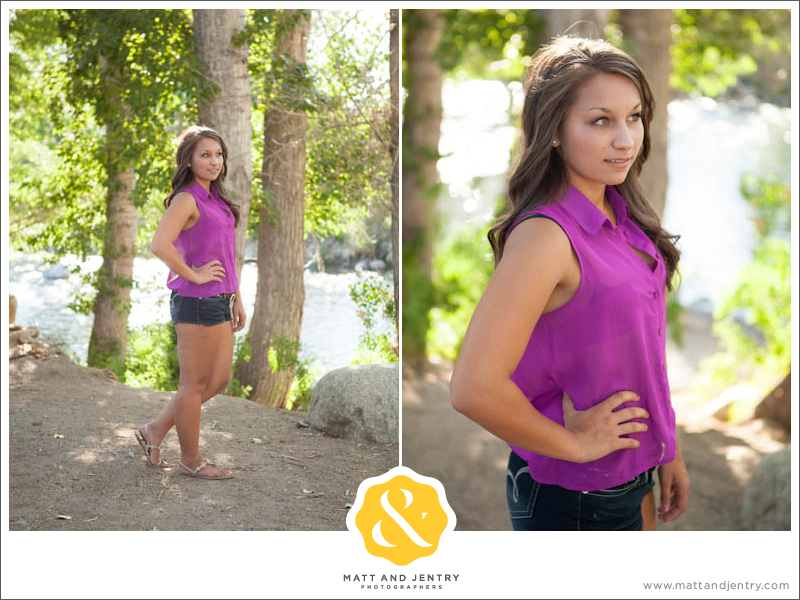 Teen Portraits in Downtown Reno