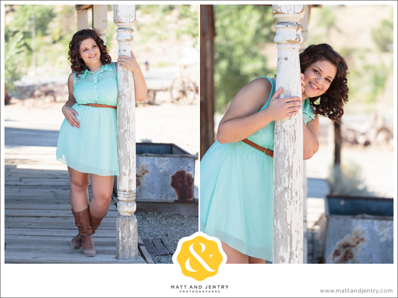 Senior Photos with Reno Senior Photographer Matt and Jentry at Bartley Ranch, NV with model Monay having fun at Bartley Ranch