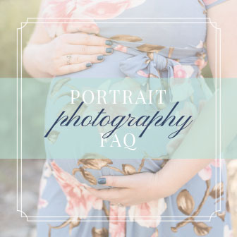 Portrait Photography FAQ by Reno Family Photographer