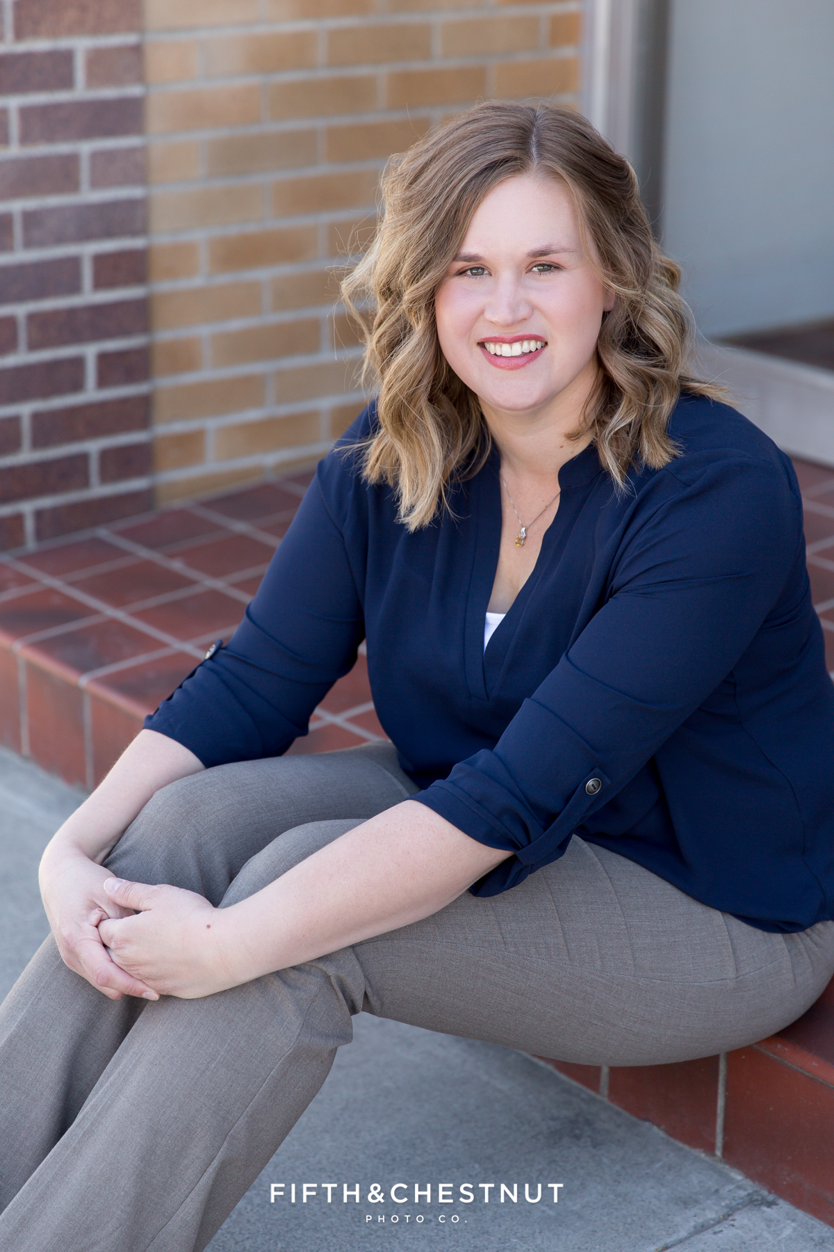 Reno Headshot Photographer | Courtney Vogt of Start Human