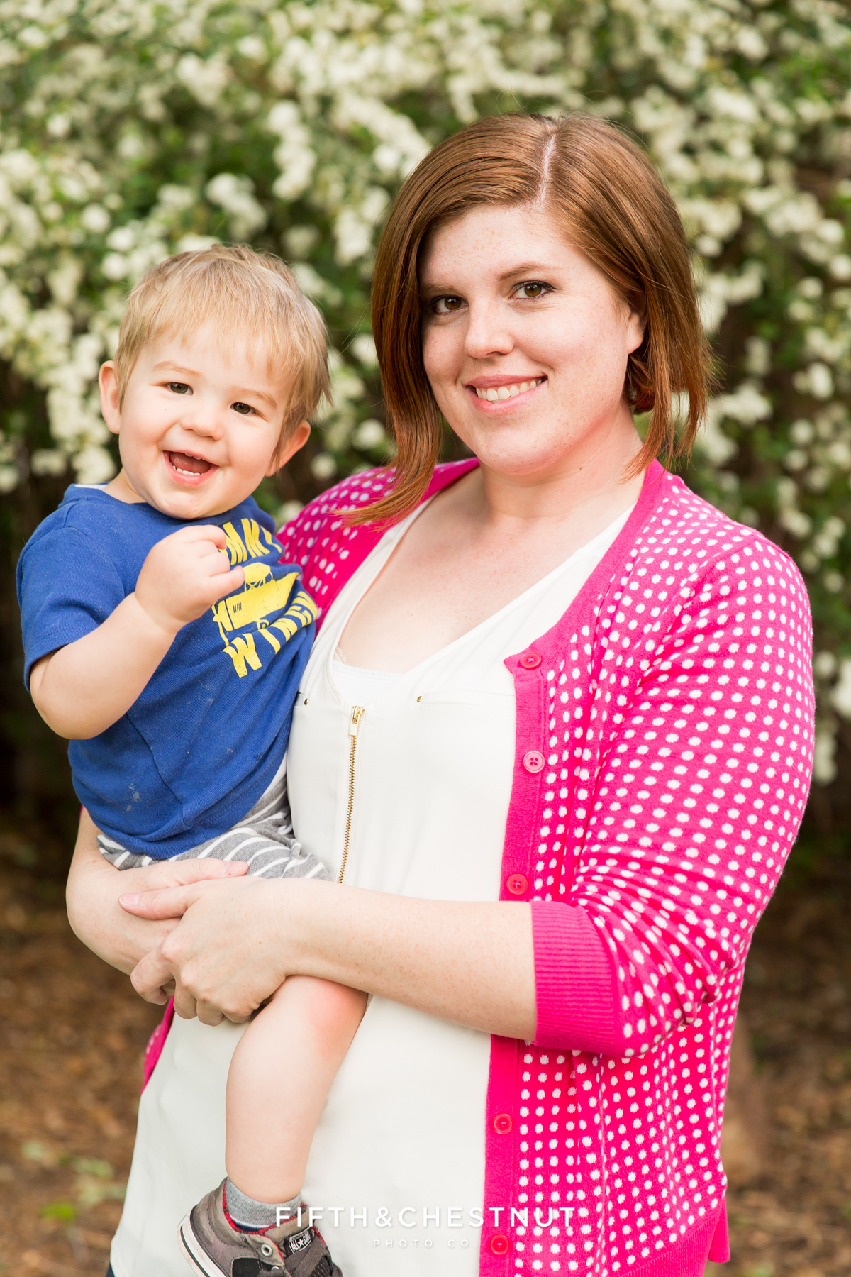 Mommy and Me Portrait by Reno Family Photographer