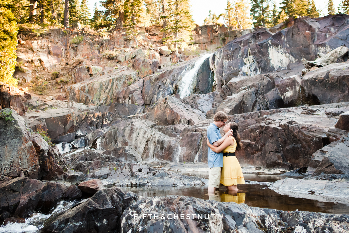 Fallen Leaf Lake Portraits | Locations by Lake Tahoe Photographer