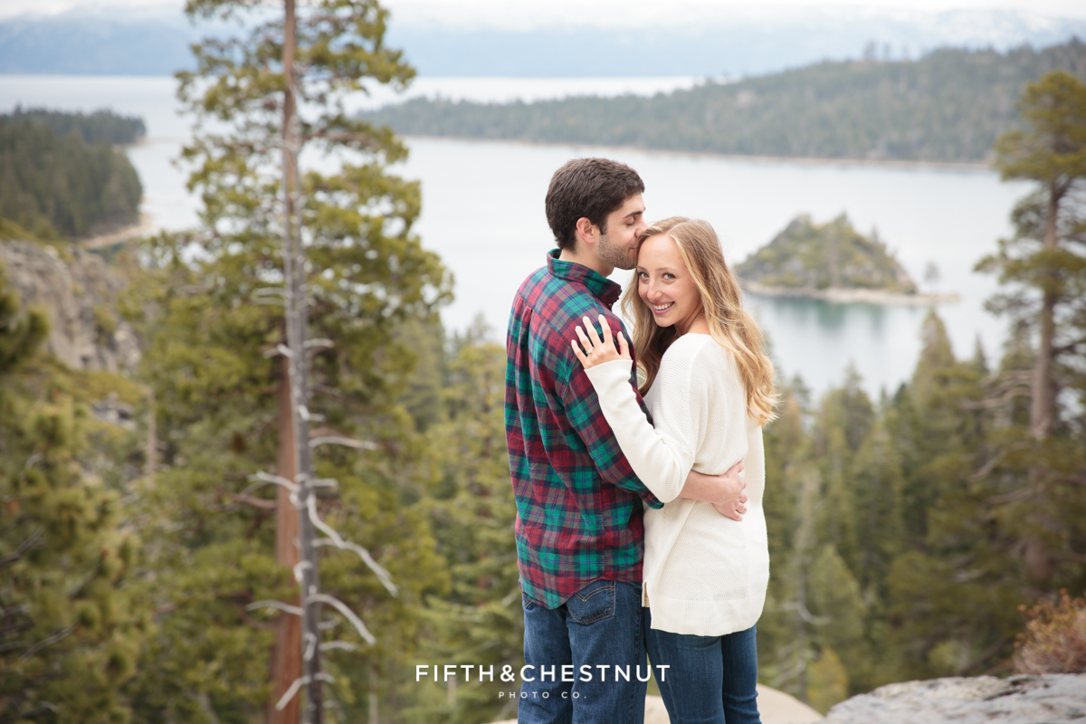 Eagle Falls Portraits | Locations by Lake Tahoe Photographer