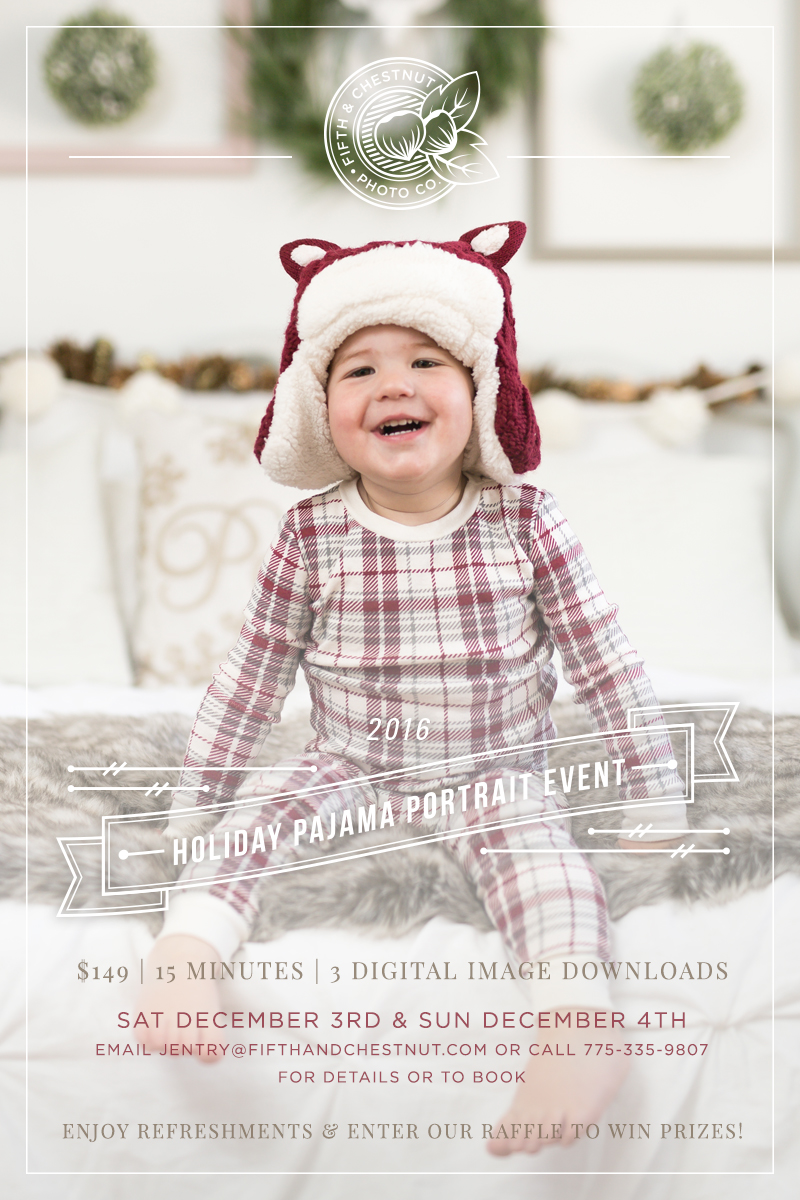 2016 Reno Holiday Portraits by Reno Holiday Portrait Photographer