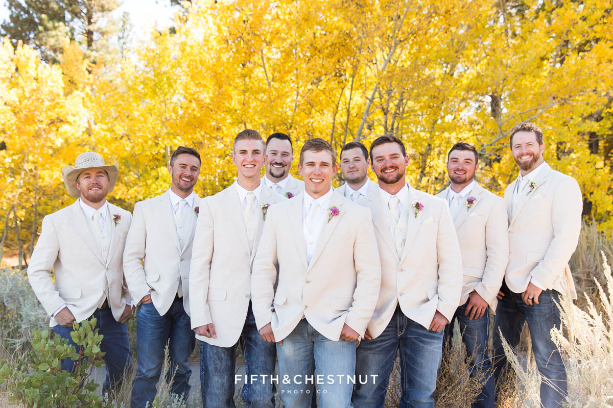 Country Galena Creek Fish Hatchery Wedding by Reno Wedding Photographer