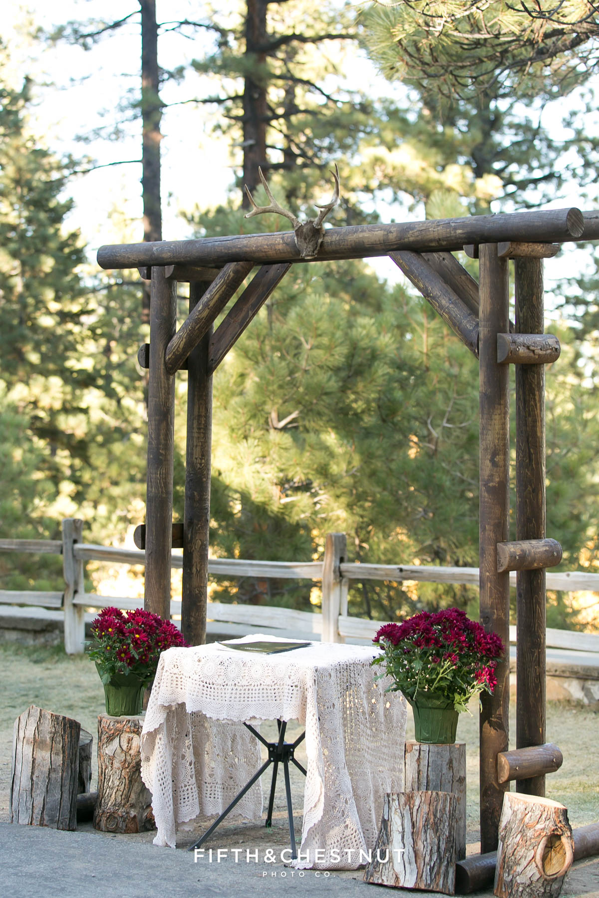 Fish hatchery reno wedding