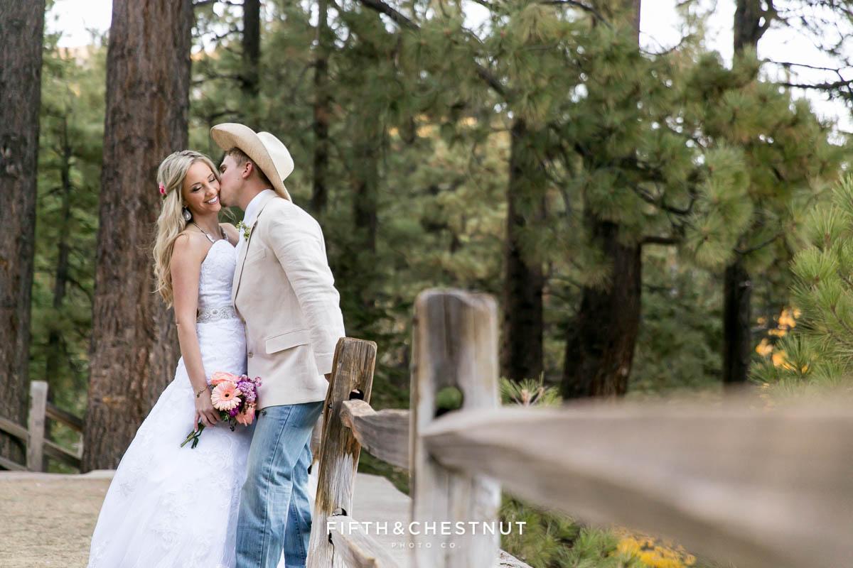 Country Galena Creek Fish Hatchery Wedding by Reno Wedding Photographer