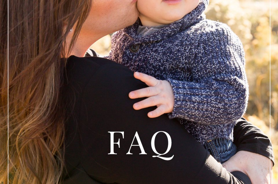 Portrait Photography FAQ