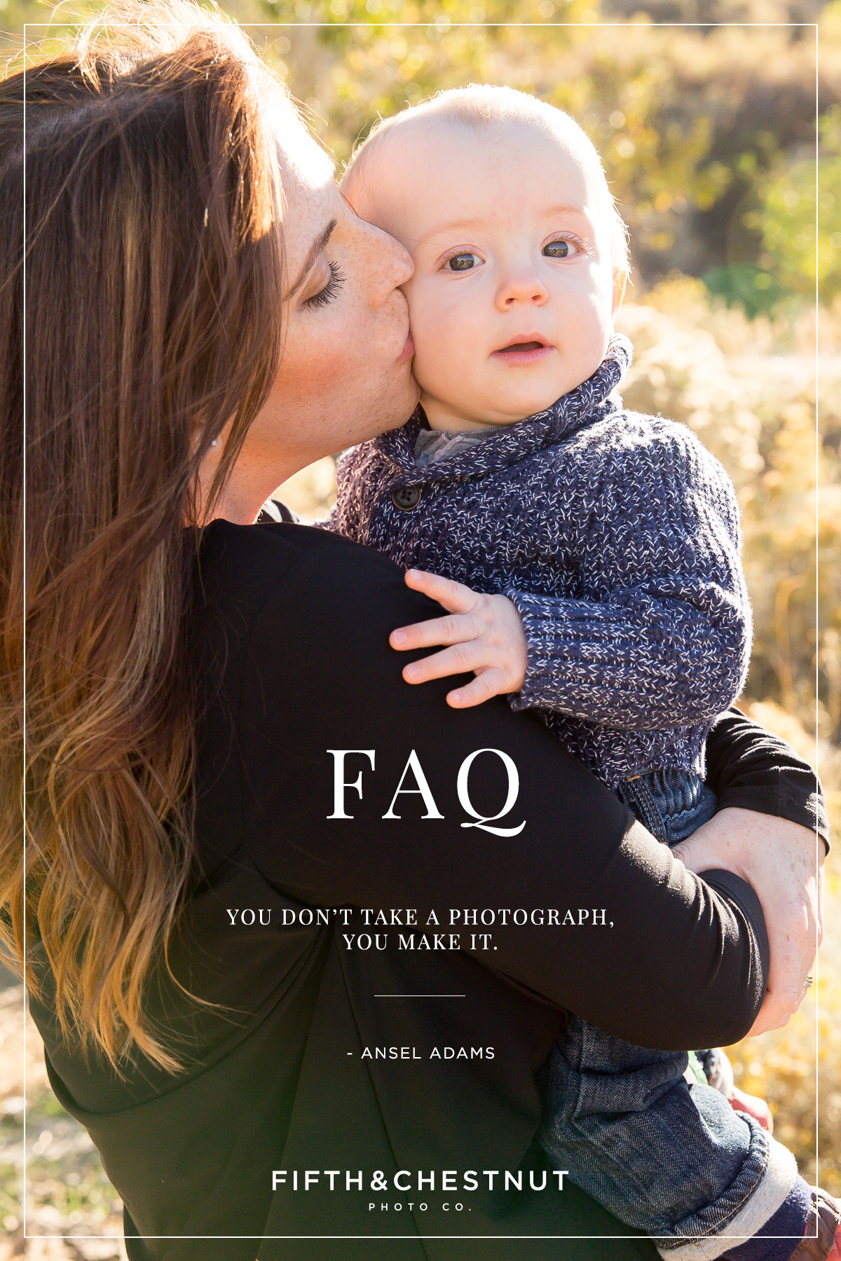 Reno Portrait Photography FAQ by Reno family photographer
