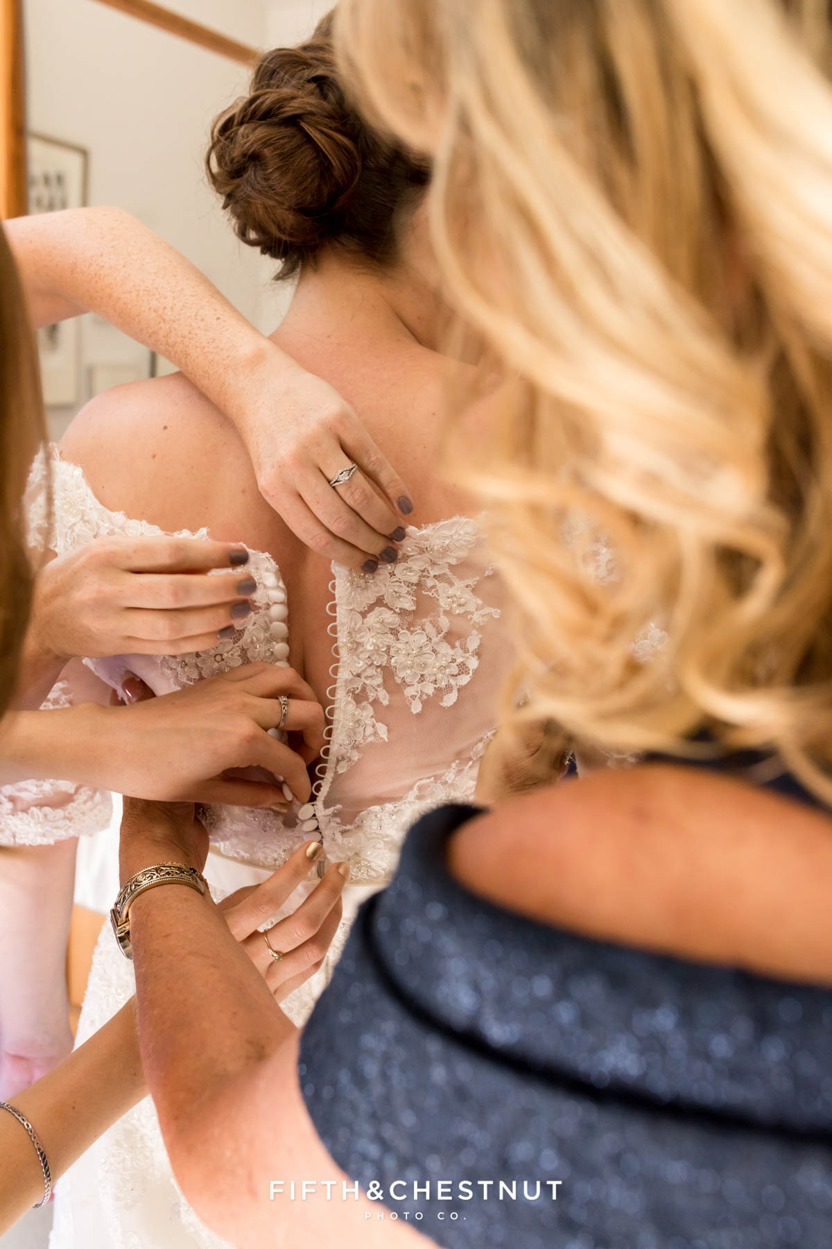 Romantic Disney Wedding in Glenshire California by Lake Tahoe Wedding Photographer