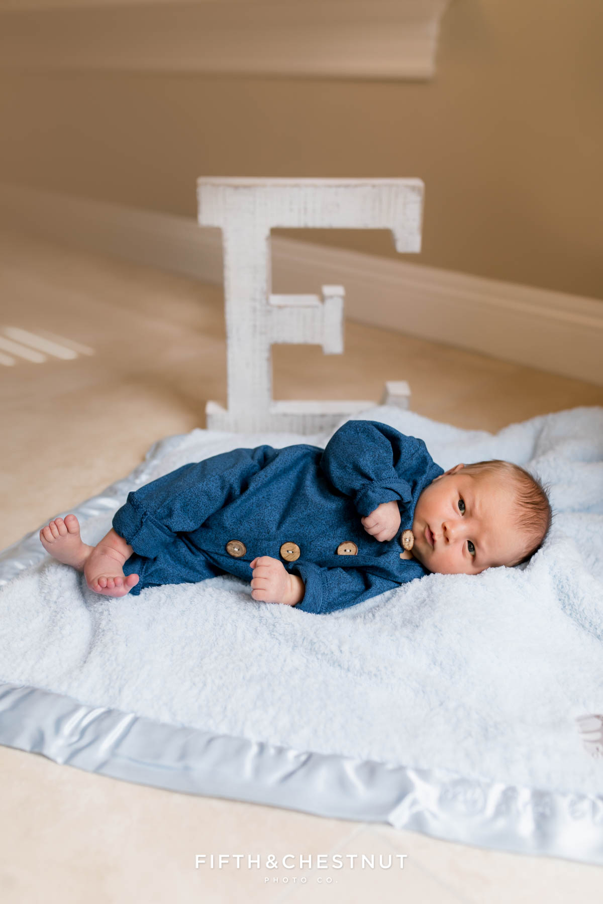 Summer Lifestyle Newborn Portraits of Emmitt by Reno Newborn Photographer