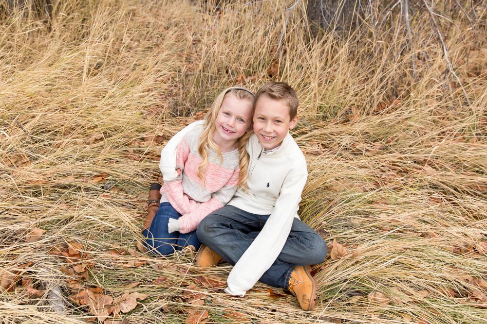 Fall Family Photography in Verdi by Reno Family Photographer
