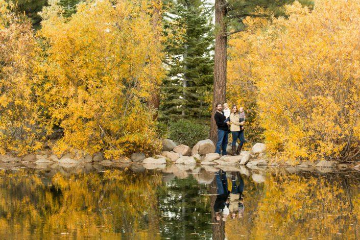 Reno Family Portraits at Galena Creek Park by Reno Family Photographer