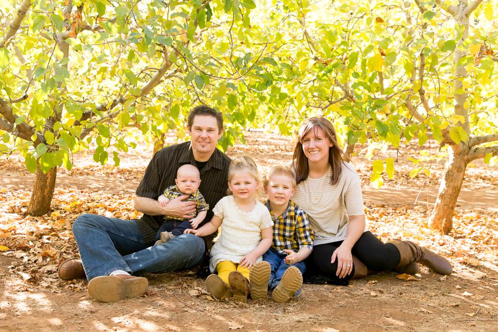 Family Photos at Apple Hill by Reno Family Photographer and Apple Hill Family Photographer