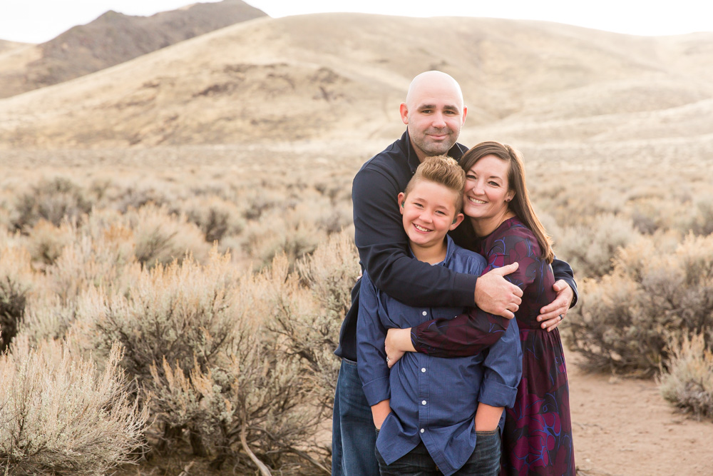 Sparks Portaits at Golden Eagle Park by Reno Family Photographer