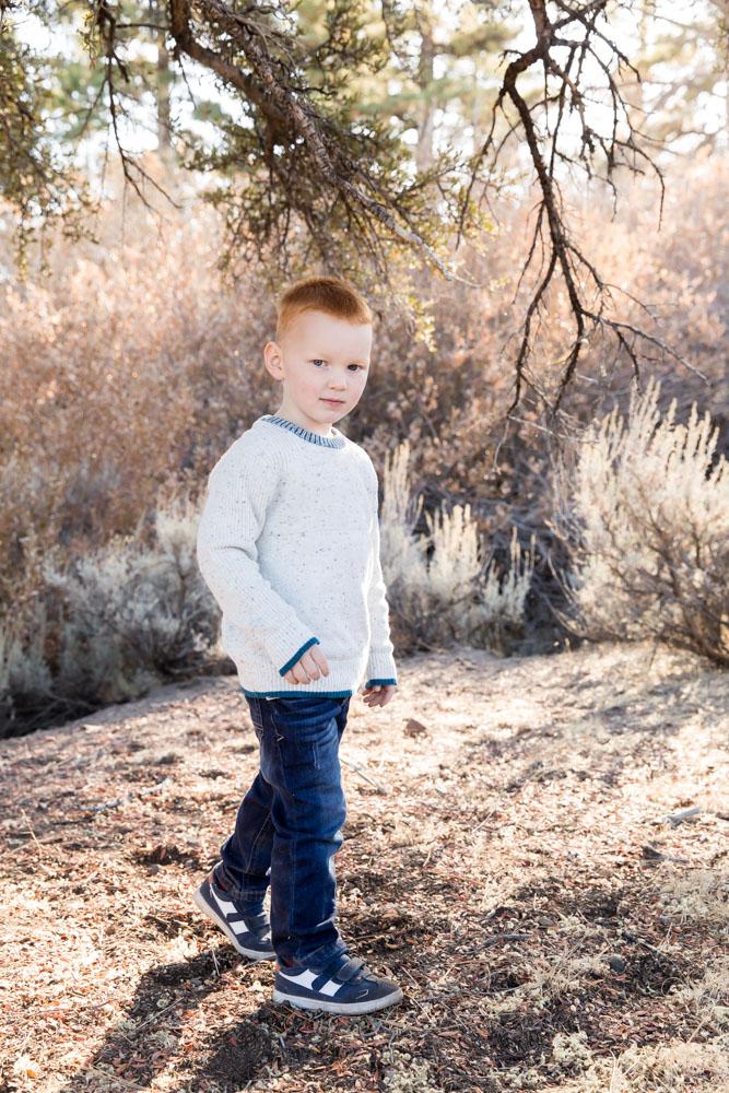 Thomas Creek Fall Reno Family Photos by Reno Family Photographer