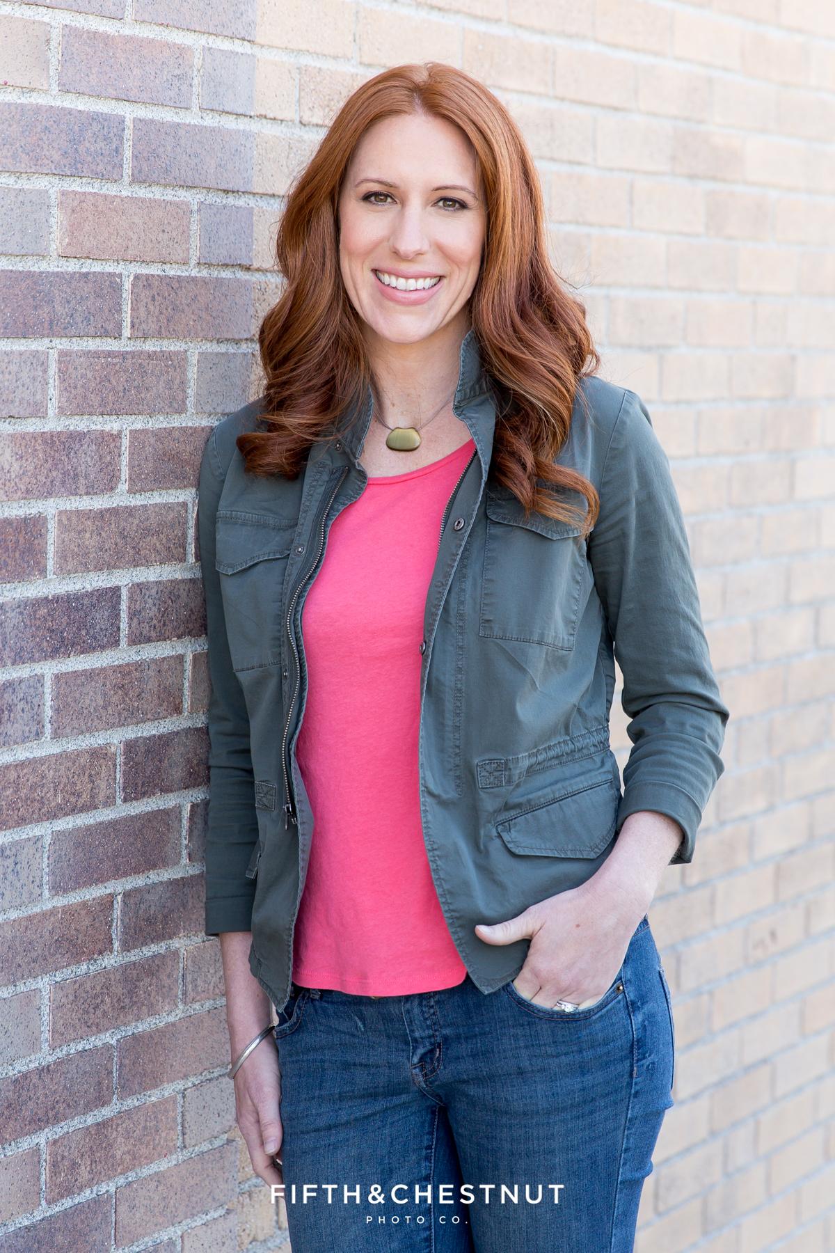 Reno Headshot Photographer | Amber Barnes of Start Human