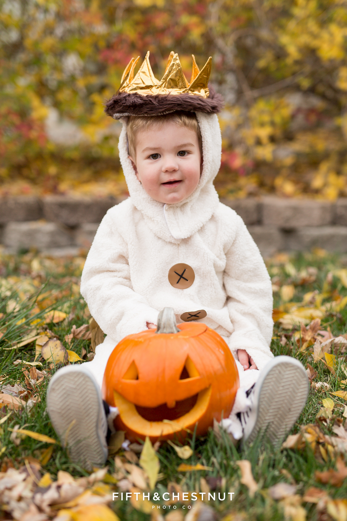 Halloween! A Personal Post by Reno Child Photographer