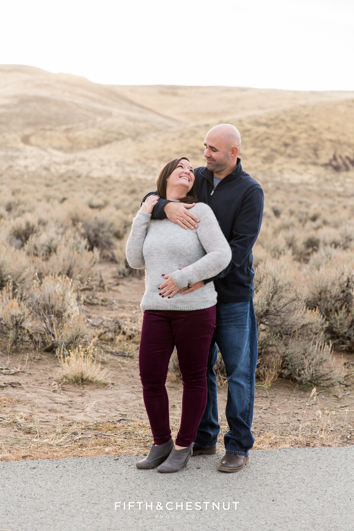 Pierce Family Golden Eagle Park Portraits by Sparks and Reno Family Photographer