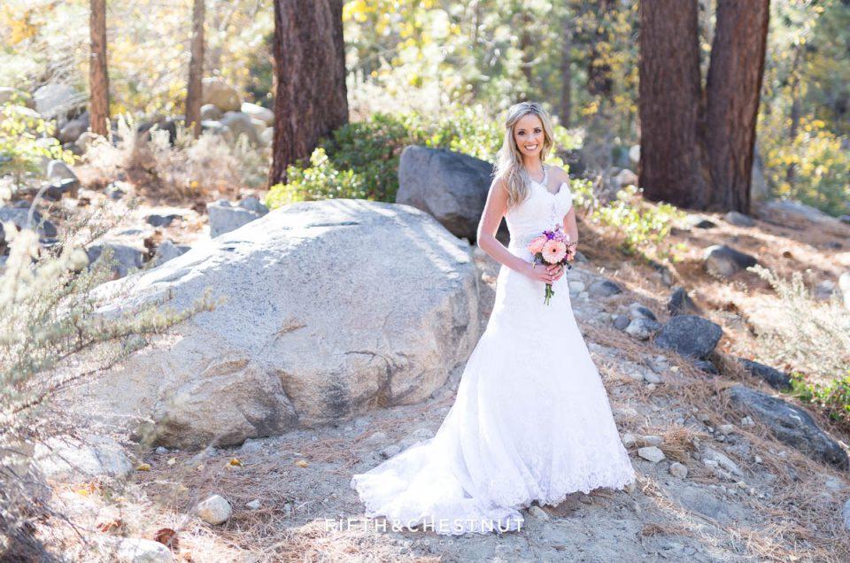 Rustic Country Galena Creek Fish Hatchery Wedding by Reno Wedding Photographer