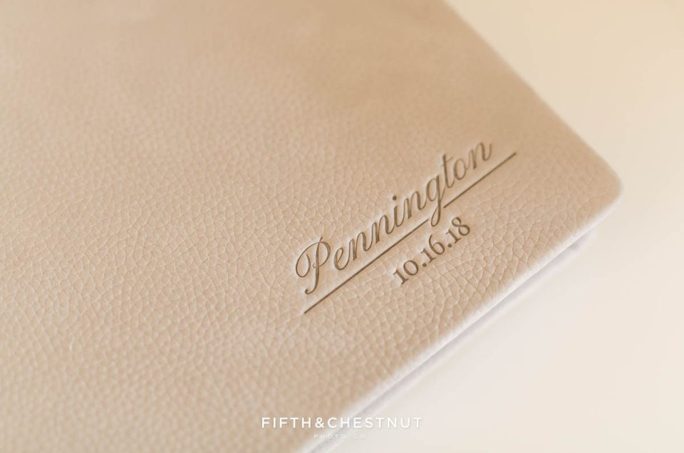 Investing in an Heirloom Photo Album | Reno Family Photographer