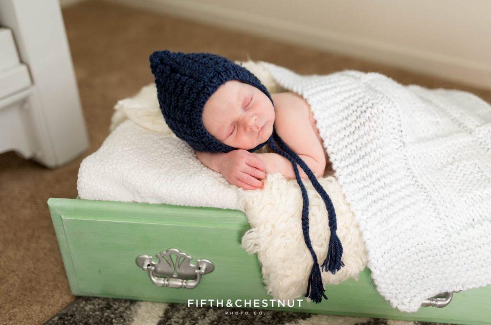 In-Home Casual Lifestyle Newborn Photos of Jack | Reno Newborn Photographer