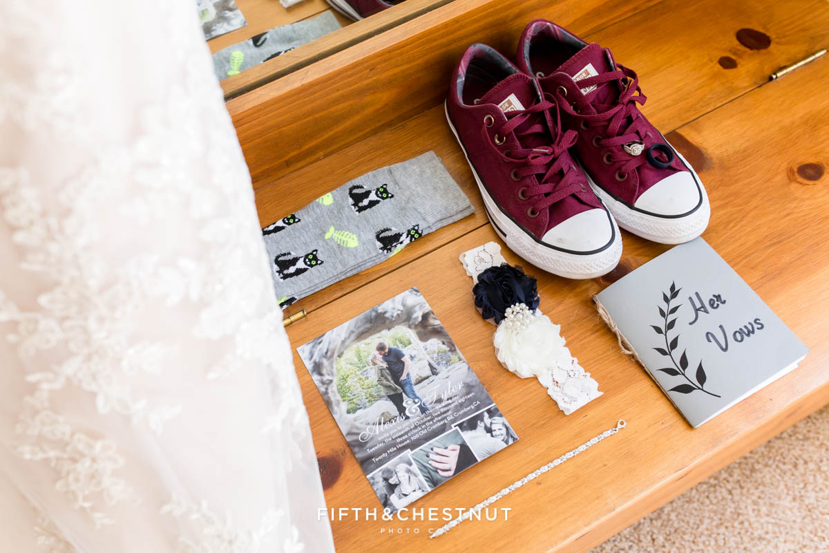 Romantic Gorgeous Fall Twenty Mile House Wedding Photos by Tahoe Wedding Photographer
