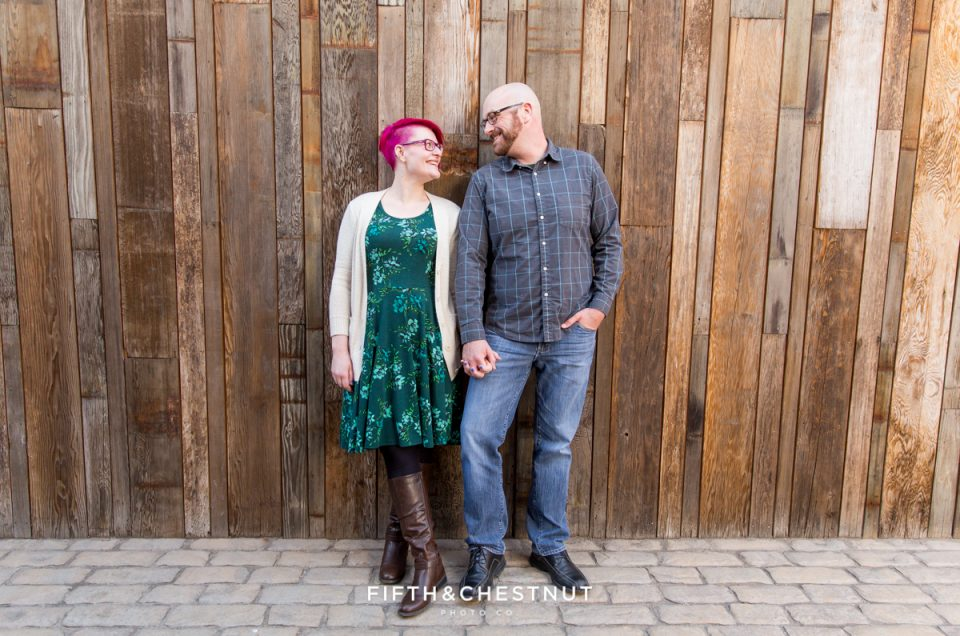 Riverside Drive Portraits | Locations by Reno Family Photographer