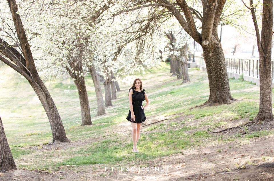 Spring UNR Graduation Portraits | Reno Graduation Photographer