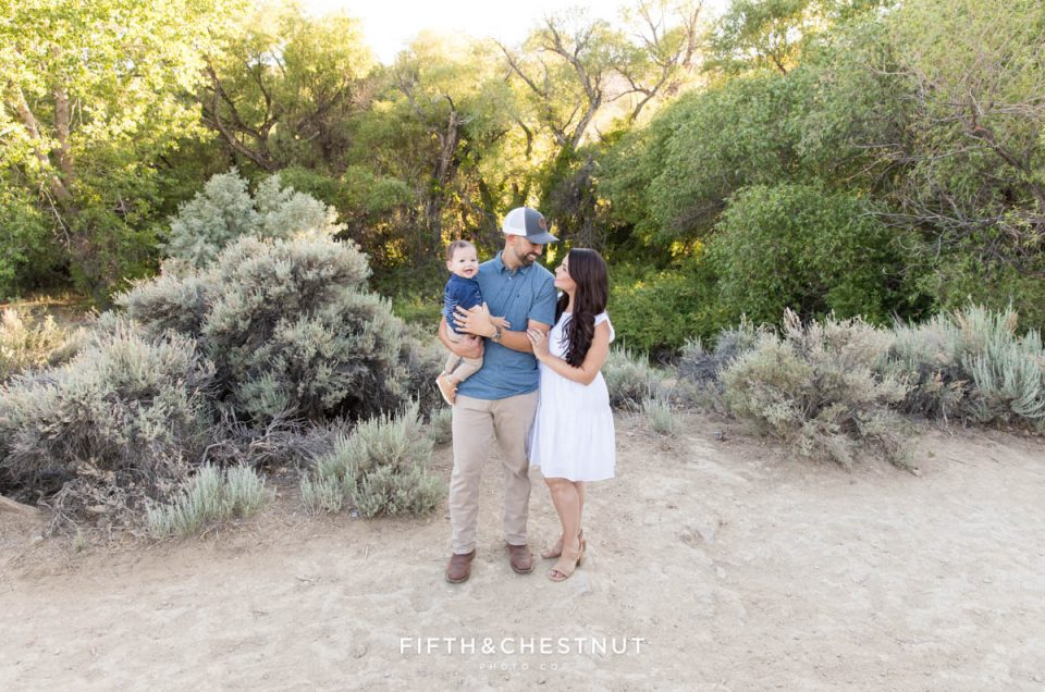 Happy Spring Family Photos & One Year Portraits